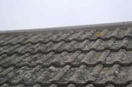 How to prevent storm damage to your roof.