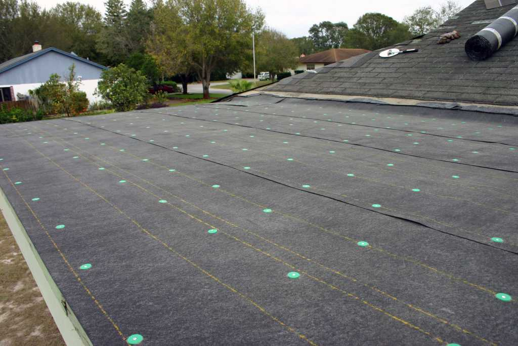 flat roofing in Louth